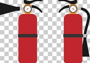Fire Extinguisher Cartoon PNG
