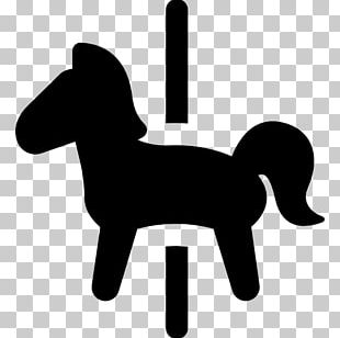 Horse Carousel Computer Icons Silhouette PNG