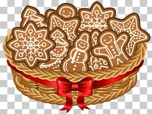 The Gingerbread Man Cookie PNG