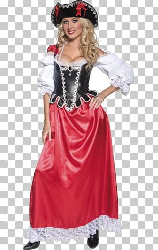 Costume Party Piracy Clothing Woman PNG