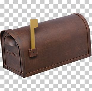 Letter Box Mail Copper United States Postal Service PNG
