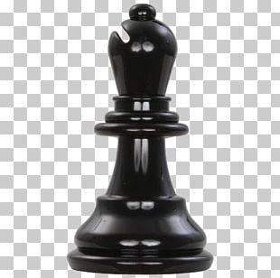Chess Piece Board Game Bishop King PNG
