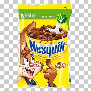 Corn Flakes Breakfast Cereal Nesquik PNG