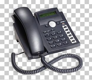 Snom 300 VoIP Phone Telephone Voice Over IP PNG