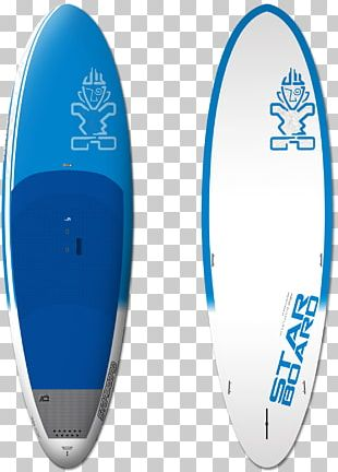 Standup Paddleboarding Surfing Surfboard Port And Starboard PNG
