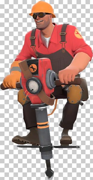 Team Fortress 2 Taunting Engineer Mod Weapon PNG