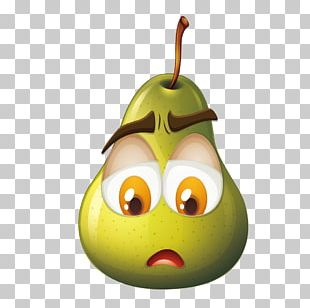 Pear Cartoon Stock Illustration Stock Photography PNG