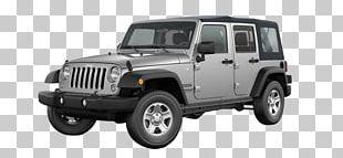 2018 Jeep Wrangler JK Unlimited Sport Chrysler Dodge Ram Pickup PNG