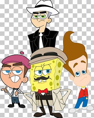 Timmy Turner Nicktoons Unite! PNG