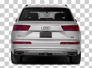 2018 Audi Q7 3.0T Premium Car Volkswagen Motor Vehicle Sunroofs PNG