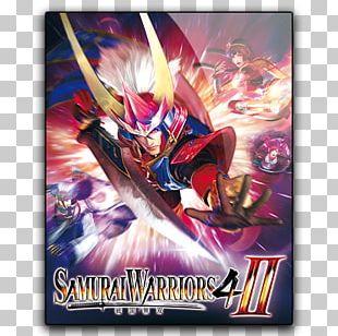 Samurai Warriors 4-II Samurai Warriors: Spirit Of Sanada PlayStation 4 Dynasty Warriors 8 PNG