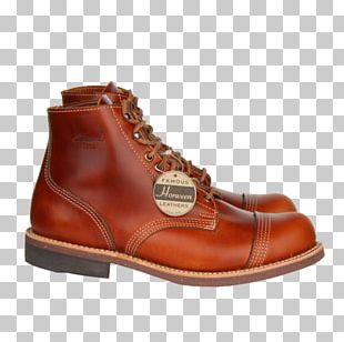 Boot Leather Amazon.com Red Wing Shoes PNG