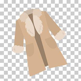 Fur Clothing Coat Karakul Sheep Cardigan PNG