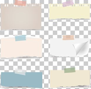Paper Post-it Note Sticker Adhesive Tape PNG