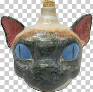 Whiskers Cat Ceramic Snout PNG