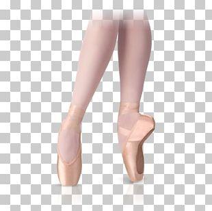 Pointe Shoe Pointe Technique Toe Ballet Flat PNG