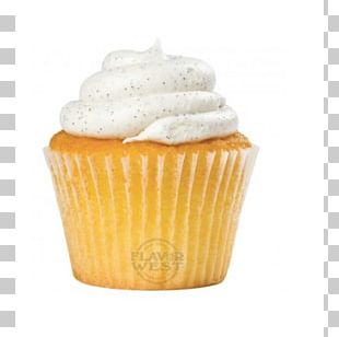 Cupcake Bakery Frosting & Icing Flavor Ice Cream PNG
