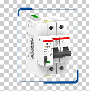 Earth Leakage Circuit Breaker Recloser Electrical Network Contactor PNG