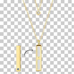 Jewellery Necklace Gold Charms & Pendants Locket PNG
