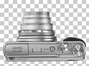 Camera Lens Olympus Stylus SH-50 IHS Digital Camera With 24x Optical Zoom And Olympus Stylus SH-60 Olympus Stylus SH-50 PNG