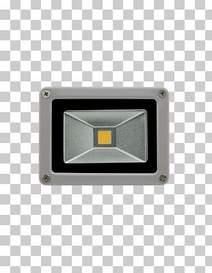 Searchlight Light-emitting Diode Solid-state Lighting Light Fixture Street Light PNG