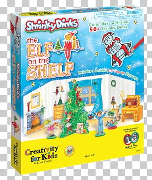 The Elf On The Shelf Christmas Elf Book PNG