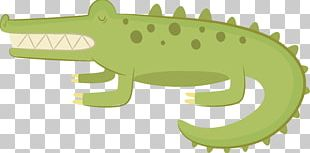 Crocodile Vecteur Computer File PNG