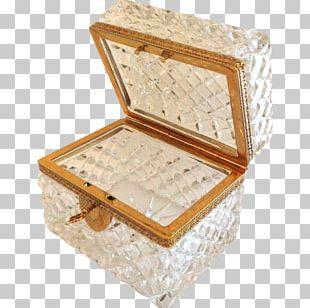 Earring Box Casket Diamond Cut Jewellery PNG