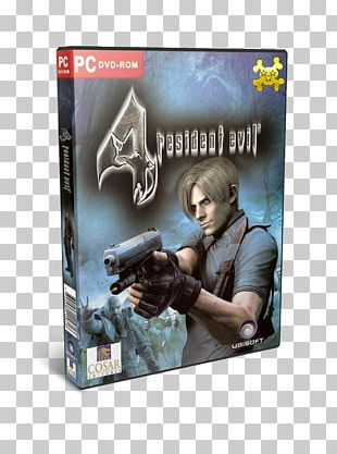 Resident Evil 4 PlayStation 2 Capcom PC Game Action & Toy Figures PNG