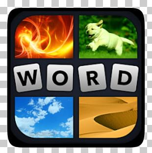 4 Pics 1 Word Level Word Game Community Center GmbH Letter PNG
