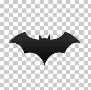 Bat Silhouette Icon PNG