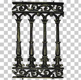 Guard Rail Wrought Iron Handrail Manufacturing PNG