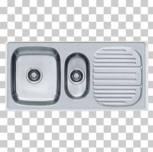 Sink Franke Kitchen Tap PNG
