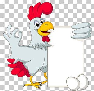 Orange Chicken Chicken Meat Cartoon PNG