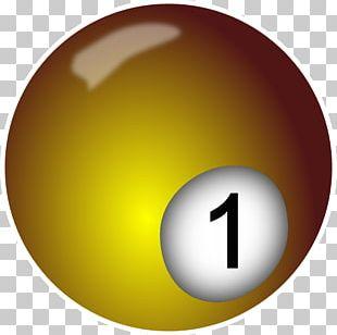 Billiard Balls Billiards Pool Three-ball PNG