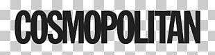 Cosmopolitan Magazine Logo Fashion Publishing PNG
