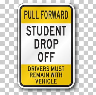 Elementary School Student Traffic Sign Signage PNG