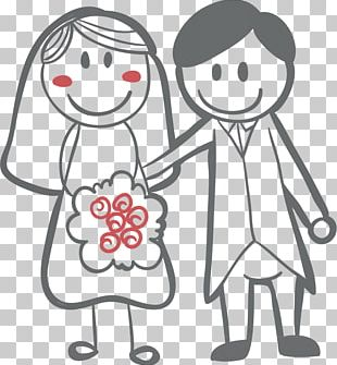 Wedding Invitation Marriage Drawing Engagement PNG
