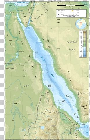 Red Sea Mediterranean Sea Suez Canal Body Of Water Bab-el-Mandeb PNG