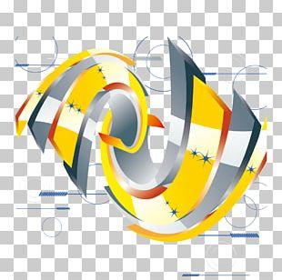 Curve Decorative Pattern PNG
