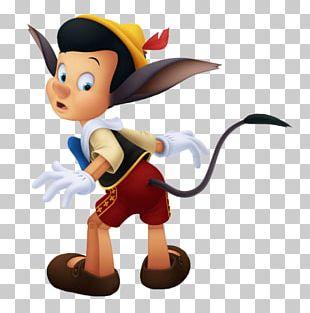 Kingdom Hearts 3D: Dream Drop Distance Kingdom Hearts: Chain Of Memories Kingdom Hearts 358/2 Days Kingdom Hearts Birth By Sleep Pinocchio PNG