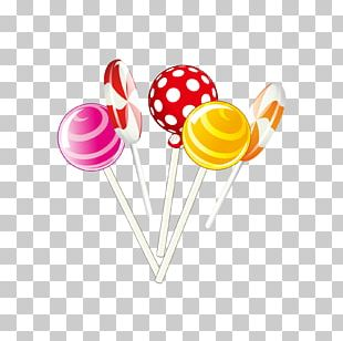 Lollipop Candy Sugar Icon PNG
