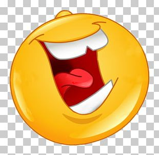 Emoticon Smiley LOL Laughter PNG