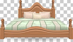 Mattress Bedside Tables Bed Frame PNG