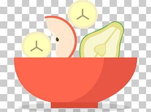 Fruit Salad Food Juice Cartoon PNG