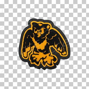 Garland High School Emblem Badge Amphibians 1080p PNG