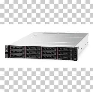 Xeon Computer Servers Lenovo Hard Drives Central Processing Unit PNG