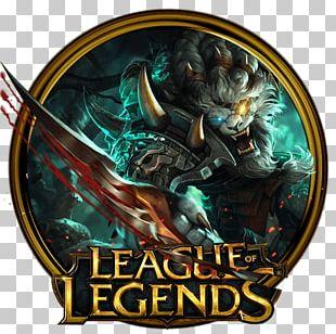 League Of Legends Rengar Video Game Riot Games Rift PNG