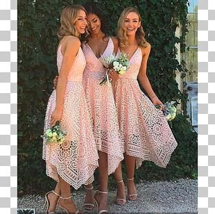 Neckline Bridesmaid Dress Bridesmaid Dress Wedding PNG