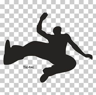 Parkour Flip Freerunning Silhouette Gymnastics PNG